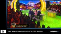 TPMS : Francesca Antoniotti pousse un violent coup de gueule, Estelle Denis la recadre ! (Vidéo)