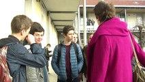 D!CI TV : Les 1846 collégiens des Hautes-Alpes à la recherche du métier idéal ce mardi au collège Achille Mauzan à Gap