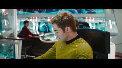 Star Trek Into Darkness Official Trailer 2