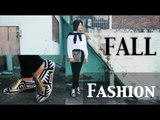 FAD: Fall Fashion Lookbook DEM SHOES THOUGH! 겨울 패션