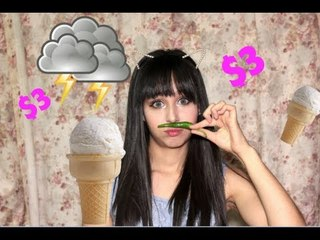 NOM VLOG#3 Ice cream claw machines, 2Ne1 DDR, and SPIT on a stormy day!