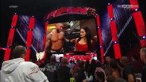 The Bella Twins, The Funkadactyls and Natalya vs. AJ Lee, Layla, Tamina Snuka, Aksana and Alicia Fox