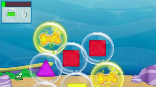 Bubble Guppies - Bubble Puppys Treat Pop- Buble Guppies Games