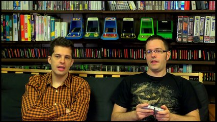 Super Ghouls n Ghosts (SNES) Part 2 - James & Mike Mondays