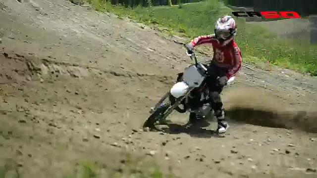 Кроссовые мотоциклы Husqvarna 2012