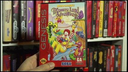 McDonalds Treasure Land Adventure (Sega Genesis) Review by Mike Matei