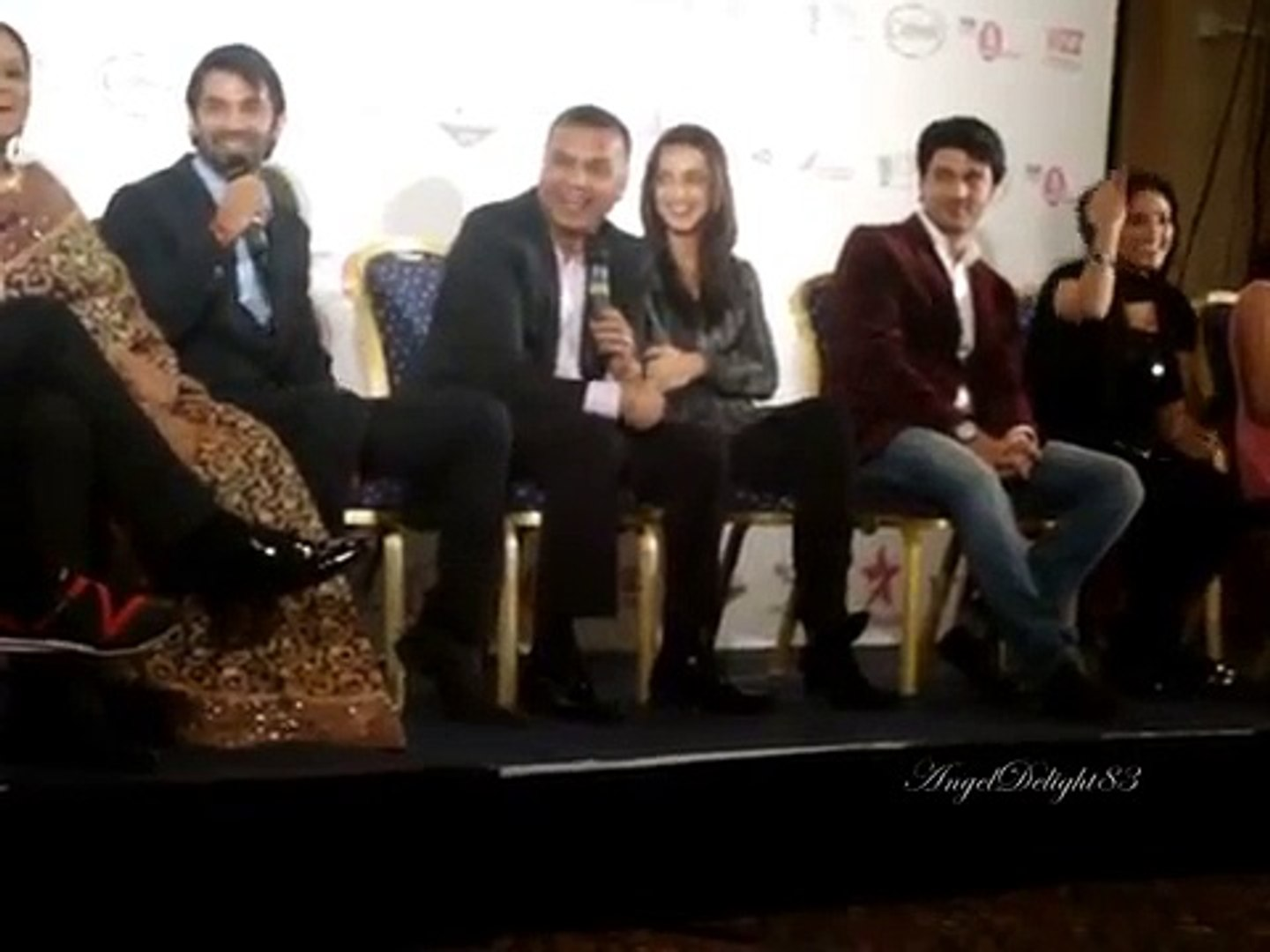 Sanaya Irani & Barun Sobti, Sarun SP Event 24th,25th Nov 2012 Birmingham UK part 3