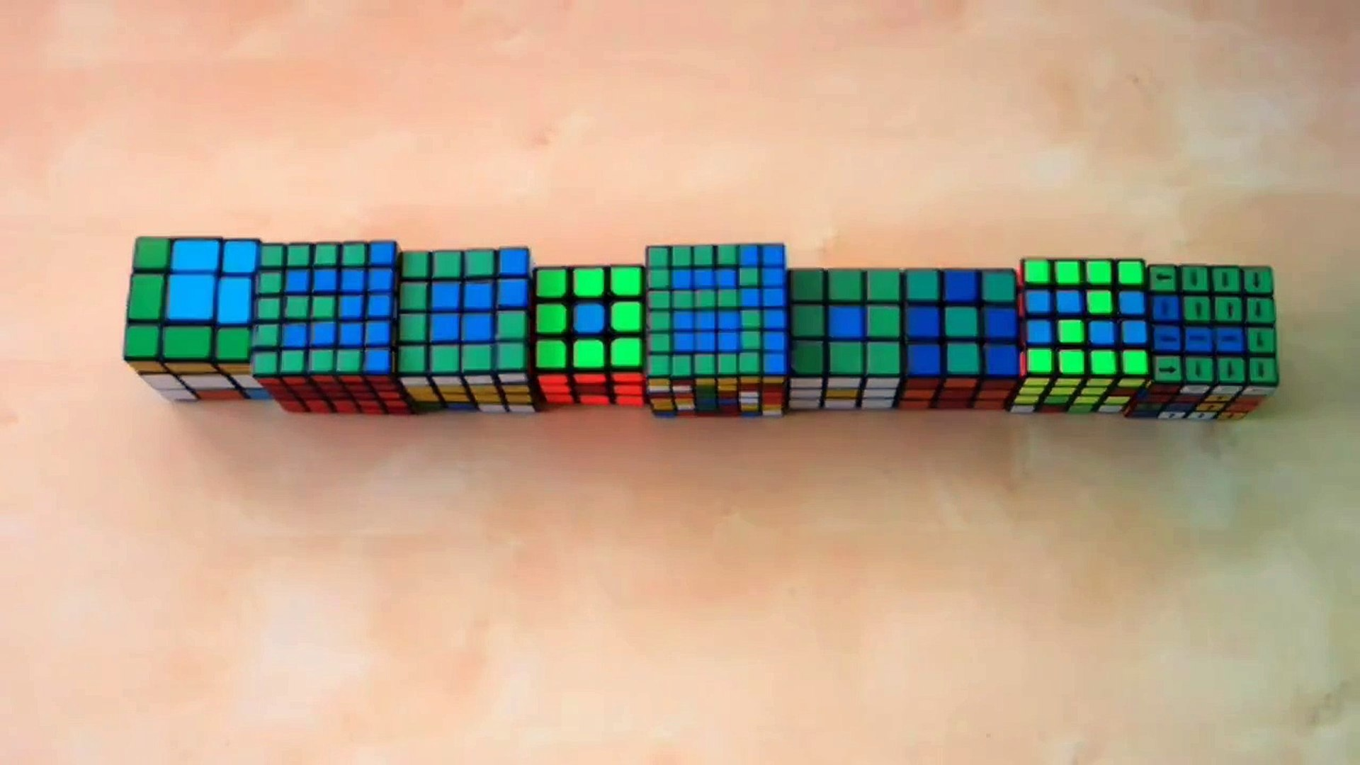 How To Make An Old Dollar Store Rubiks Cube Awesome Dailymotion Video