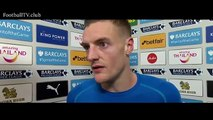 Leicester vs Liverpool 2 - 0 - Jamie Vardy post-match interview