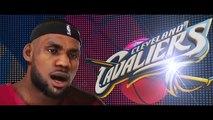 NBA 2K17 LeBron James - Summer Sixteen Remix Parody (Stephen Curry & David Blatt Diss) (FULL HD)