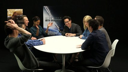 Star Trek Into Darkness Roundtable - Questions Answered 2