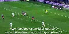 Georges-Kevin N'Koudou Super But - Montpellier HSC vs Olympique de Marseille 0-1 All Goals HD (02-02-2016)