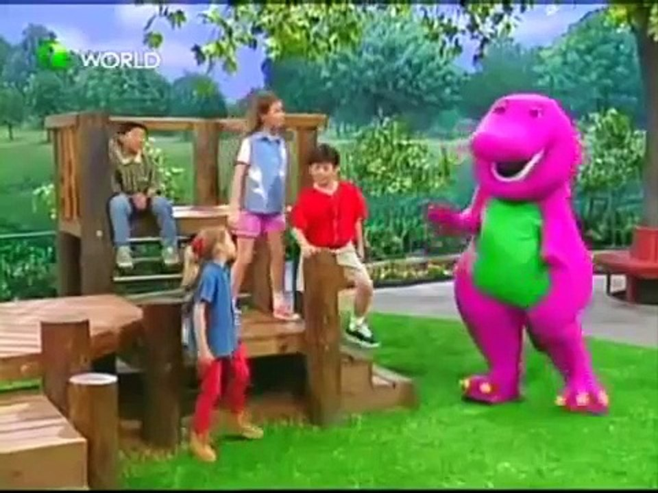 Barney Friends Good Job Season 6 Episode 14 Dailymotion Video