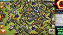 Clash of Clans | 900,000 BARBARIANS | Funny Moments in Clash of Clans