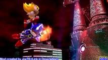 Super Sonic Generations - Ep. 5 - Super Sonic Vs. Neo Metal Sonic