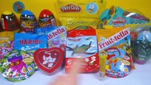Hello Kitty Candy Heart Sticker and Other Goodies Princess Disney Smurfs Candy