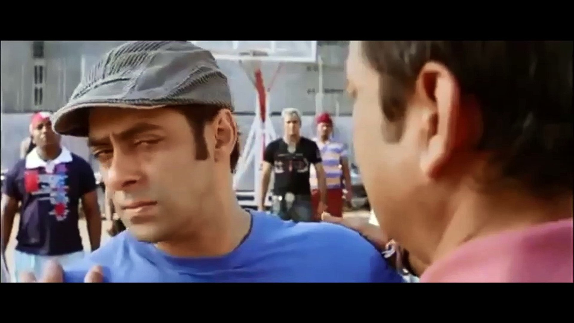 Wanted Movie Clip - Salman Khan - video dailymotion