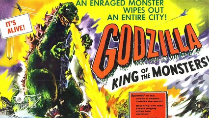 Godzilla vs King Kong!!! Movie Monster Showdown!