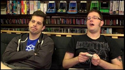 Double Dragon II: The Revenge (NES Video Game) Part 2 - James & Mike Mondays