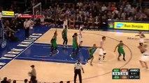 Carmelo Anthony Hits 3 pointer NY Knicks vs Boston Celtics | 2016 NBA Season (FULL HD)