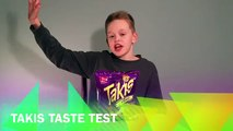 Takis Fuego Chili Pepper and Lime Flavor Chips Taste Test (FULL HD)