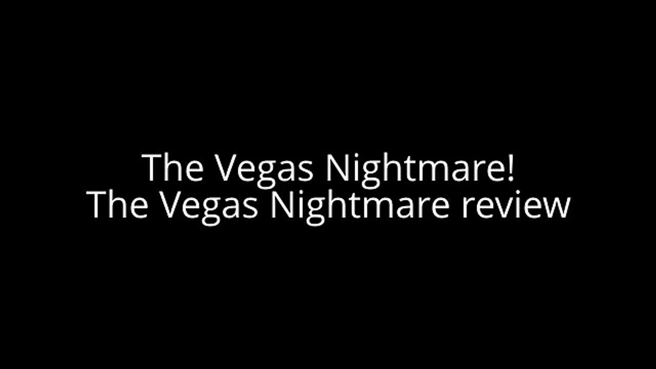 Vegas nightmare sports betting system binary options no deposit bonus november 2021 nursing