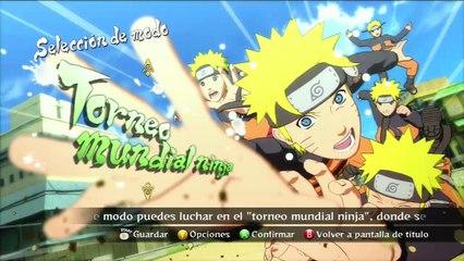 Naruto Shippuden Ultimate Ninja Storm Revolution : DLC Hokages 1º VS 3º Y Era Sannin #26