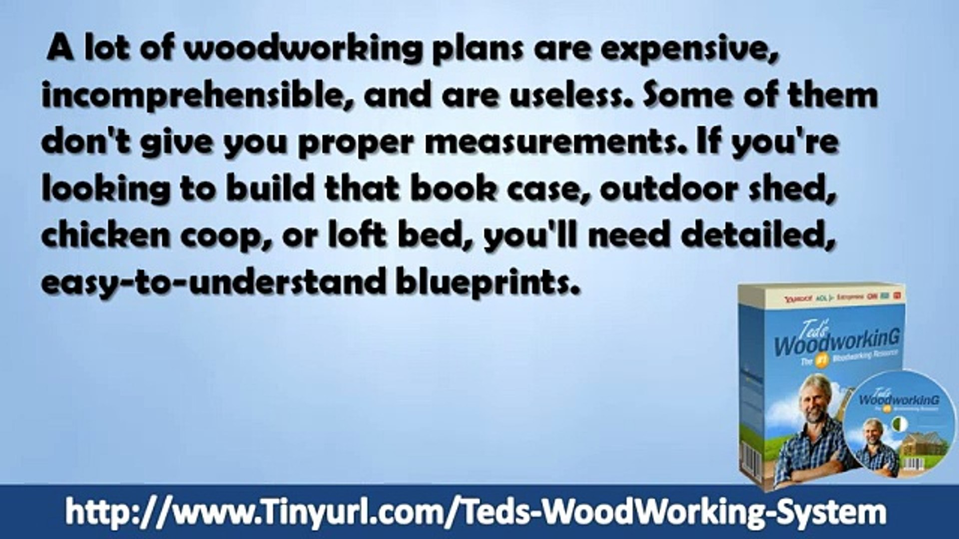 Teds Wood Working Quotes | Teds Wood Working XP