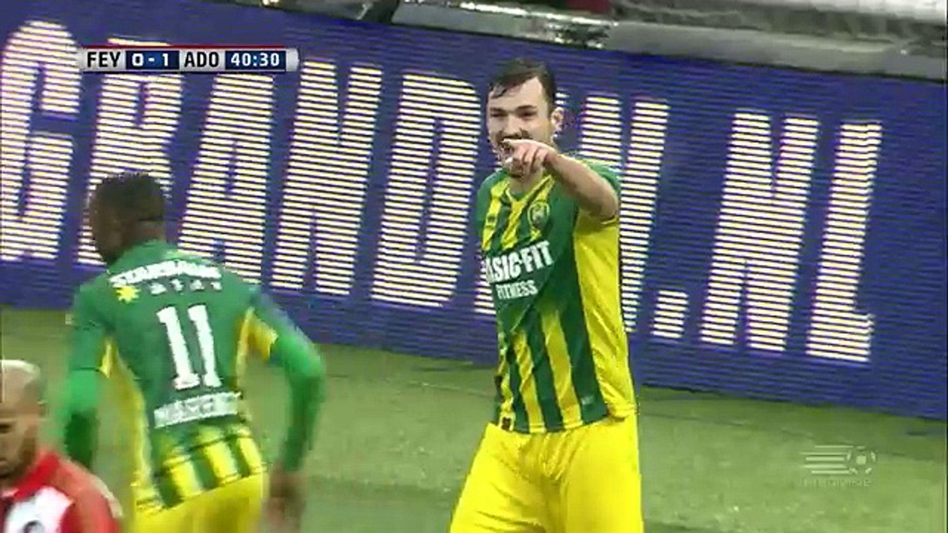ÖZET: Feyenoord 0-2 ADO