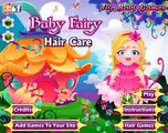 Baby Fairy Blue Eyes Hazel girl Hair Care game Baby and Girl cartoons and games 8XvQhPy9V4A