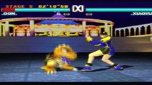 Tekken 3 PSX Player Select Music Arcade/Arrange - video