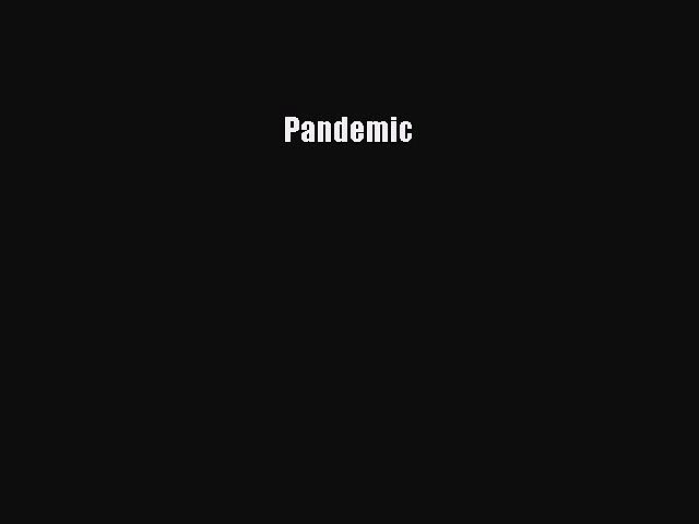 Pandemic  Free Books