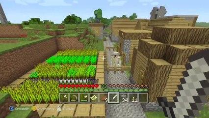 Minecraft Supervivencia En Xbox 360 - Mas DIAMANTES ! Yujüu! #12