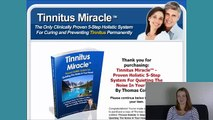 Tinnitus Miracle Review ,  Tinnitus Miracle ,  Tinnitus Miracle book
