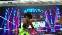 Rob Van Dam, Kofi Kingston and Dolph Ziggler vs. Bad News Barrett, Jack Swagger and Seth R