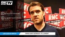 PSG-Lorient : Les 3 clés du match selon Jérôme Rothen