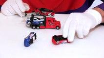 Çocuklar için eğlenceli film Palyaço Dima Araba kazası