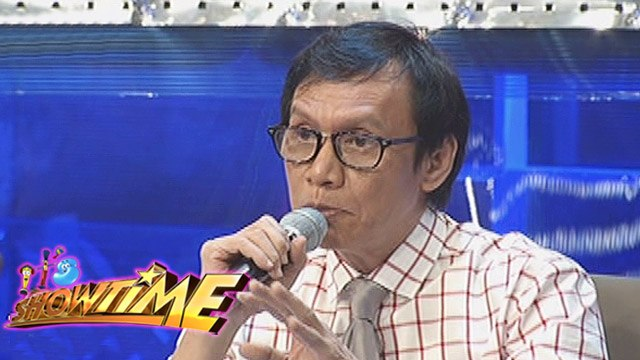 It's Showtime: Rey Valera's love advice