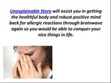 Unexplainable Store Review: Allergic Reaction Treatment Naturally