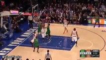 Boston Celtics vs New York Knicks   NBA Highlights {HD} February 2, 2016  NBA 2015 16 Season (FULL HD)