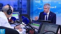 Plan pour l'emploi, crise agricole et déchéance de nationalité : Laurent Wauquiez répond aux questions de Jean-Pierre Elkabbach