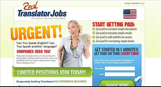 Real Translator Jobs | How to Find Translation Work and Jobs