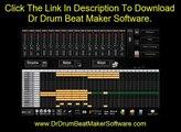 Dr Drum Beat Maker Software/Dr Drum Beat Making Software Full Tutorial!