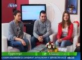 Budilica gostovanje (Danica Glišić, Miloš Nejkov, Anja Đurić), 03. februar 2016. (RTV Bor)