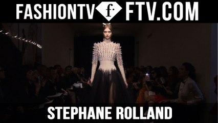 Stephane Rolland Show | Paris Haute Couture S/S16 | FTV.com