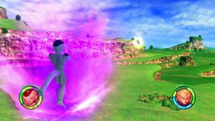 Dragon Ball Raging Blast 2 : Freezer Y Cooler VS Los Super Saiyans EXTERMINARE A TODOS LOS SAIYANS