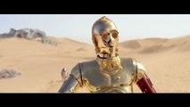 C-3PO dans Star Wars VII : Le Réveil de la Force