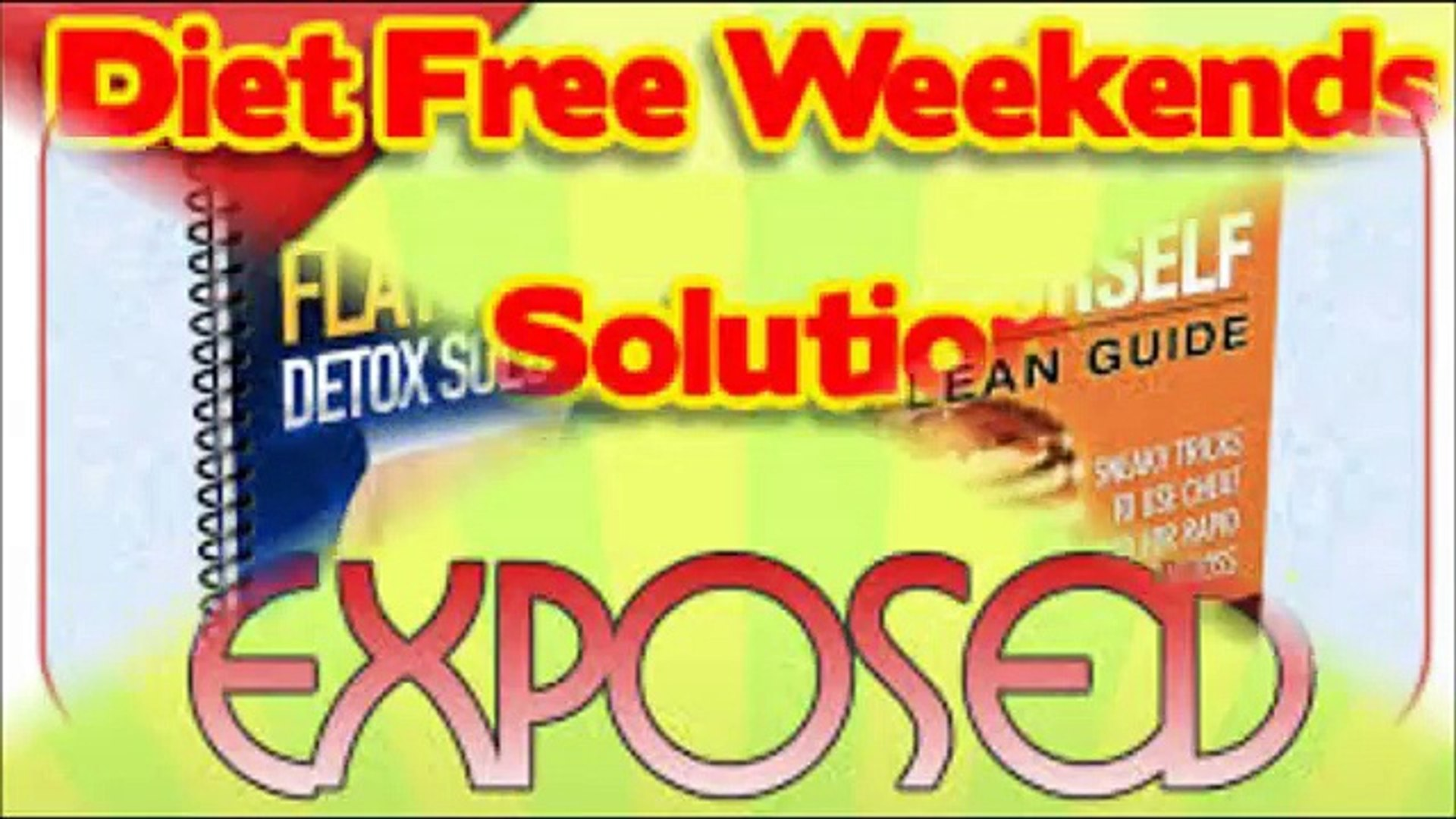 Diet Free Weekends Solution Mike Whitfield | Amazing Diet Free Weekends Solution Mike Whitfield