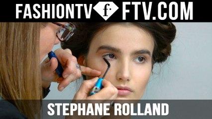 Stephane Rolland Hair & Makeup | Paris Haute Couture S/S16 | FTV.com