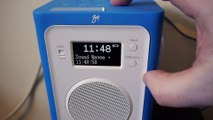DAB Radio D2 national test signal Sound Digital Mux now coming in strong In Clacton Essex